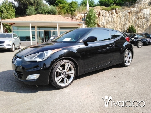Hyundai in Beirut City - Veloster 2012