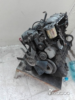 Replacement Parts in Baalback - موتير مازوت 4سيلندر نص عمرو