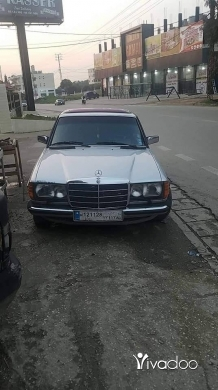 Mercedes-Benz in Tripoli - Laf mazout