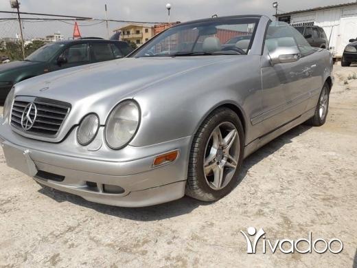 Mercedes-Benz in Beirut City - Clk 320 model 2001