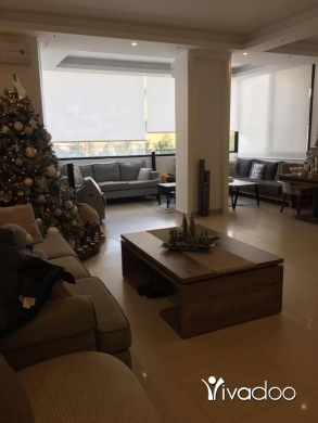 Apartments in Naccache -  LEASE TO BUY /  220 m2 apartment for sale in Naccache