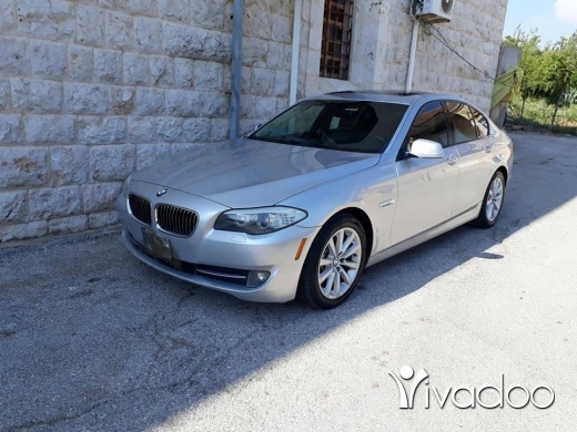 BMW in Beirut City - 528 model 2011.