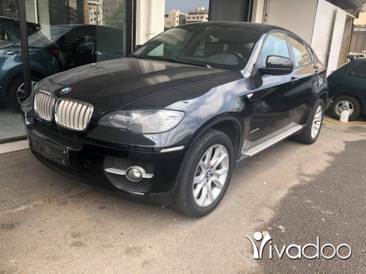 BMW in Beirut City - Bmw x6 2012 sportpackage