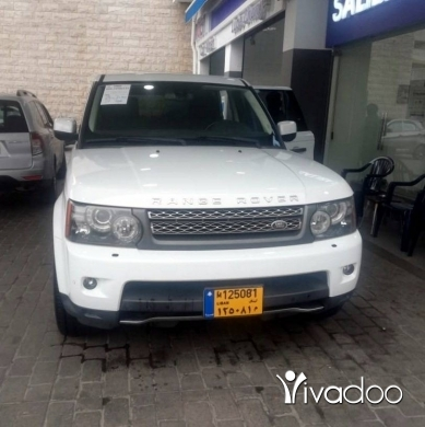 Land Rover in Beirut City - Range Rover 2011