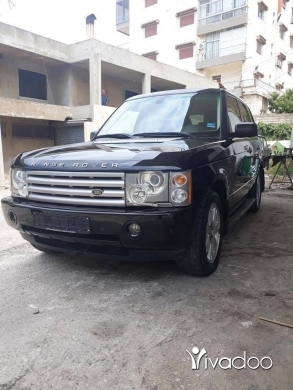 Land Rover in Beirut City - Range rover vogue 2005 . Dynamic .03934993