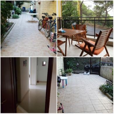 Apartments in Mar Chaaya - 3 bdr + garden in Mar Chaaya/broum