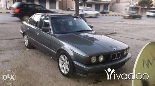 BMW in Zahleh - BMW 535 نظافة داخلية خارقة