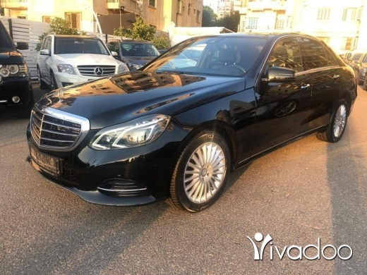 Mercedes-Benz in Beirut City - MERCDES E 300 2015