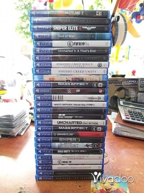 Games in Port of Beirut - Used game ps4