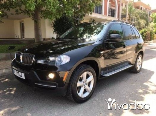 BMW in Sour - Bmw x5 2007