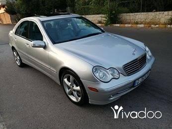 Mercedes-Benz in Ardeh - C 230 mod 2004 sport بوية شركة ٤ سلندر ٢٠٠ كلم /ليتر مصروف راءع و نشيطة