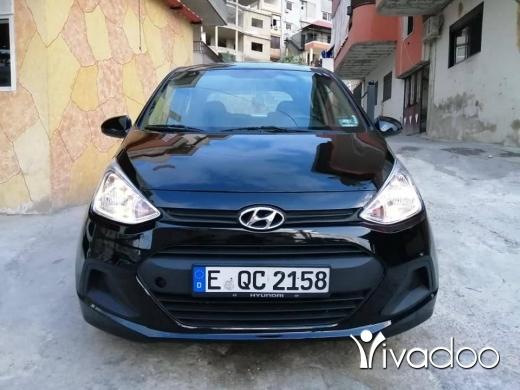 Hyundai in Deir Ammar - يد هونداي كرند i10 مودال 2015 انقاد للبيع سعر لقطة ابل ل