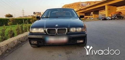 BMW in Al Bahsas - اتومتيك هيدروليك زجاج كهربا مكيف شغال موديل ٩٨ سيارة كتير مميزة دواليب جداد