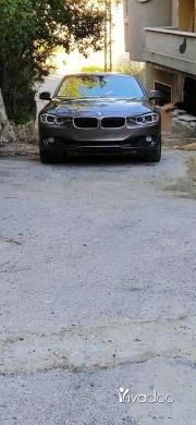 BMW in Shhim - 320 twin turbo 2012