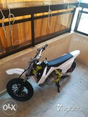 Baotian in Beirut City - motorcycle
