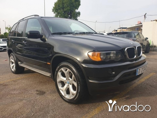 BMW in Beirut City - 2002 bmw x5. 6cylinders.
