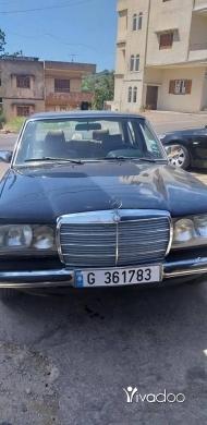 Mercedes-Benz in Zgharta - For sale 230 model 80 mezout 6 cilender akhras
