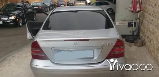 Mercedes-Benz in Zgharta - For sale 2003 c 180 compreseur boyet cherkii
