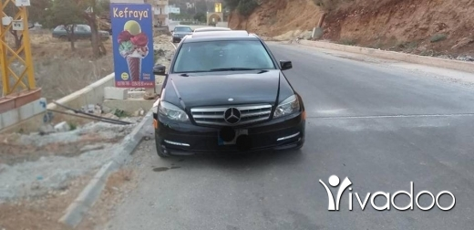 Mercedes-Benz in Zgharta - For sale c 300 2011 ajnabiyeh
