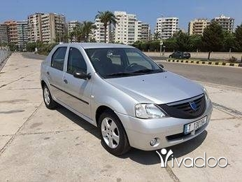 Dacia in Tripoli - داسيا فيتاس شركة ماشي 60 الف