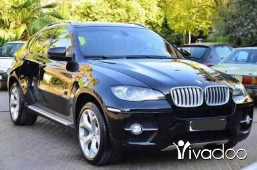 BMW in Port of Beirut - BMW X6 موجود في صوفر 