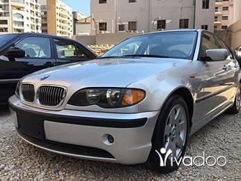 BMW in Al Mahatra - Bmw 325 modell 2004 ful clean car