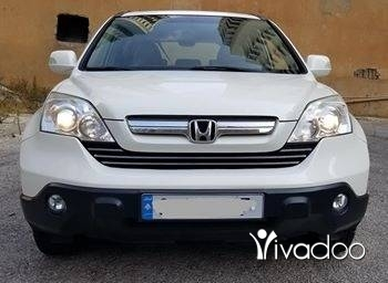 Honda in Tripoli -  2008 Honda CRV Full option perfect as New with 6 Months Warranty:-4WD / New Tiers