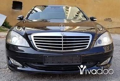Mercedes-Benz in Beirut City - ما بيعلا عليا بالفخامه S350 L م ٢٠٠٧ مصدر الشركه فول اوبشن فئه اولى رائعه جدا جدا