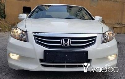 Honda in Beirut City -  Honda Accord 2011 Full option مع فتحه سقف رائعه جدا جدا -Only 14000