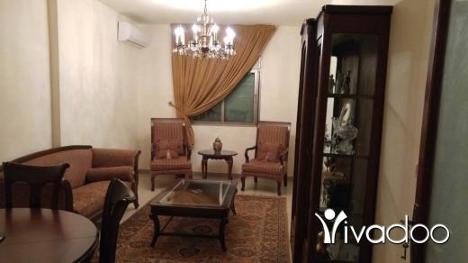 Apartments in Mazraa - شقة مفروشة في حالة ممتازة للبيع في بناء حديث سند اخضر