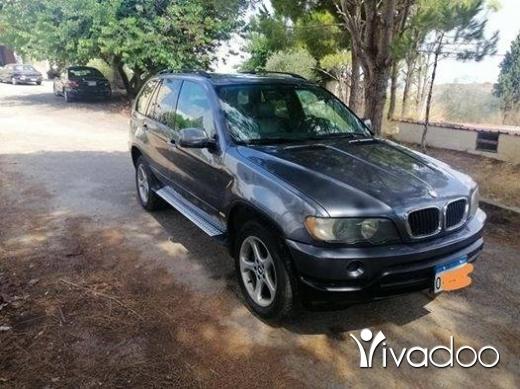 BMW in Beirut City - x5 2002 v6