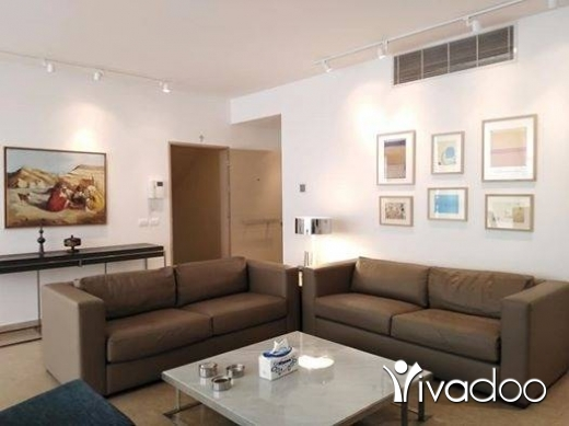 Apartments in Beirut City - Luxurious Furnished Apartment for Rent in Achrafieh
