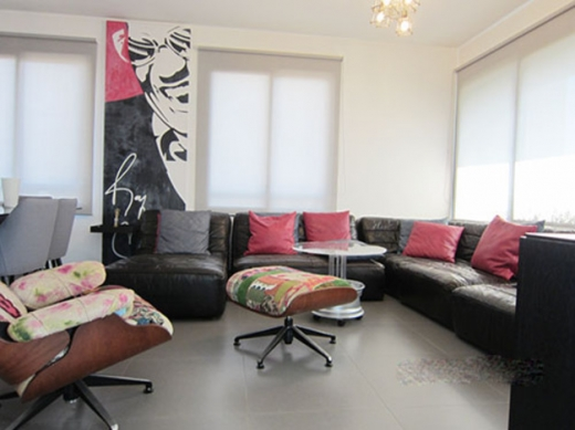 Apartments in Achrafieh - Modern Furnished Apartment 127 m for Rent Achrafieh