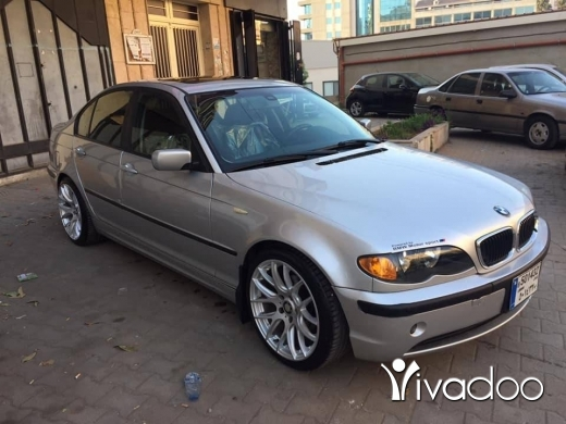 BMW in Beirut City - new boy 316 model 2003