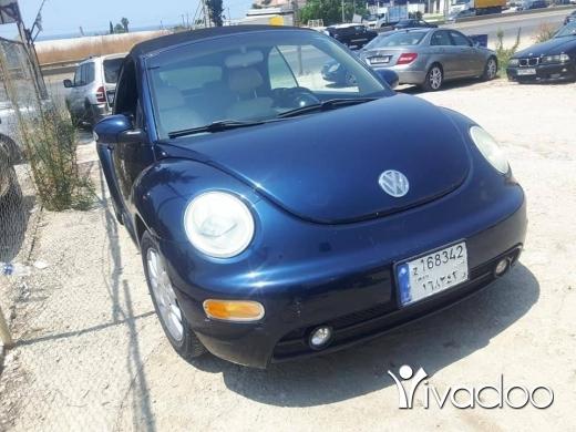 Volkswagen in Beirut City - New beetel 2003