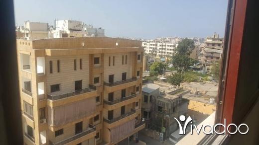 Apartments in Beirut City - شقة منطقة الغبيري للبيع مساحة ١٥٠ متر مربع الاتصال 03913676
