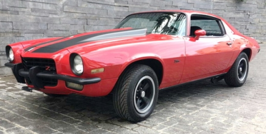 Chevrolet in Hazmieh - for sale 73 Camaro Z28