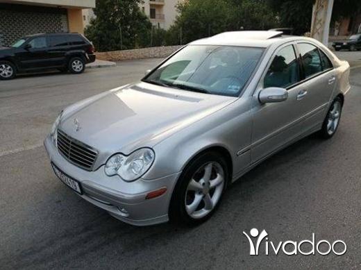 Mercedes-Benz in Zgharta - C 230 mod 2004 sport بوية شركة ٤ سلندر ٢٠٠ كلم /ليتر مصروف راءع و نشيطة phone 03191533
