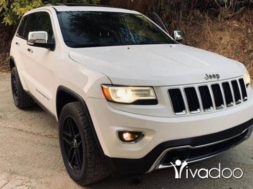 Jeep in Ras-Meska - Grand cherokee limited model 2014