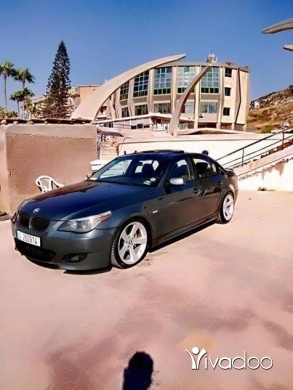 BMW in Tripoli - 530 model 2004 full option