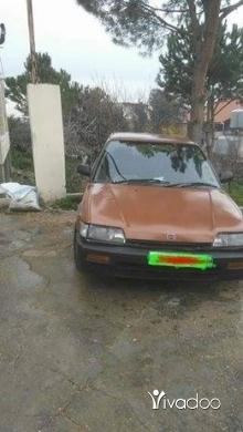 Honda in Beddawi - سيفيك موديل 88