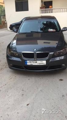 BMW in Deir Ammar - E90 325i model 2006