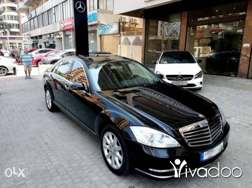 Mercedes-Benz in Nakhleh - S450 L 2008 look 2010 original germany source