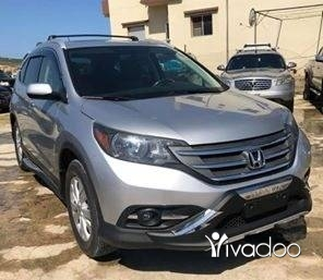 Honda in Tripoli - Crv model 2012 full options