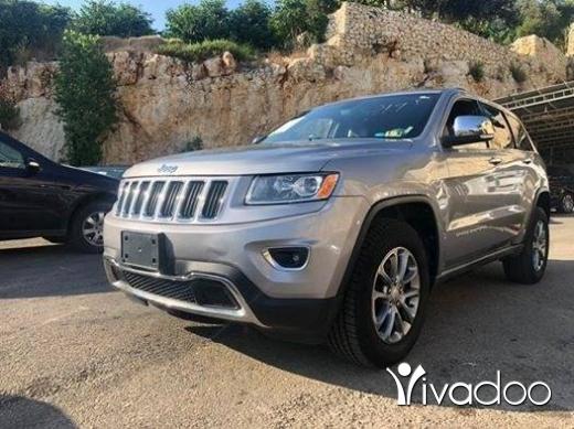 Jeep in Tripoli - Cherokee 2014