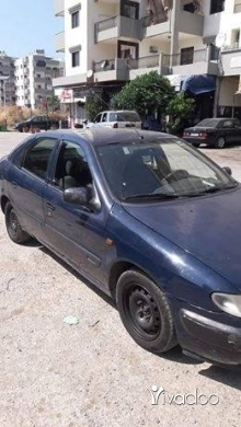 Citroen in Tripoli - Citroen xsara 98
