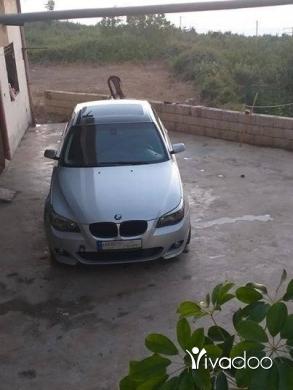 BMW in Akkar el-Atika - Bmw m5 model 2004 525 enlaz
