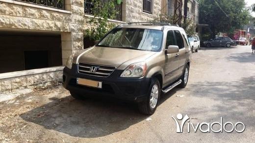 Honda in Damour - CRV 2006 4×4