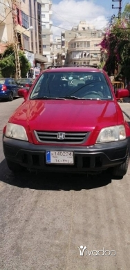 Honda in Sour - crv 2001
