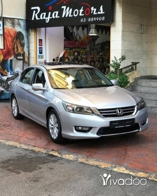 Honda in Beirut City - Honda Accord EX-L 2013
